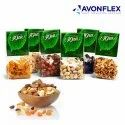 Plastic Dry Fruit Packaging Pouch