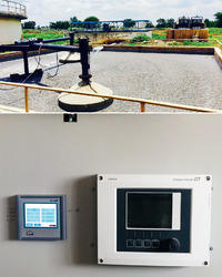 Online Instruments for Treated Waste Water Parameters