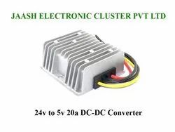 20 A DC To DC Converter