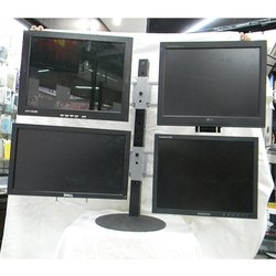Color Coated LCD Desk Mounts