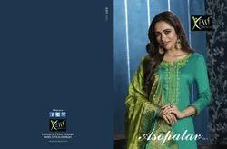 Asopalav Vol-05 Designer Jam Silk Suit