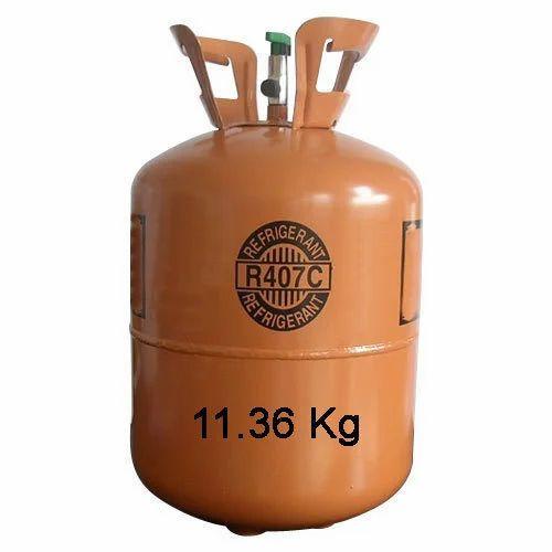 Refrigerant Gas R407c 11 36 Kg Rs 500 Kilogram Manisha