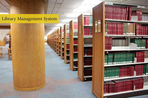 online library management system