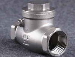 Super Duplex Check Valve
