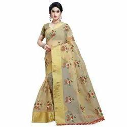 Ladies Silk Kashmiri Saree