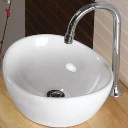 Foxply Plain Wash Basin, Shape: Oval