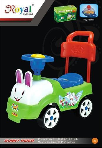 Injection Rideons Baby Bunny Rider Kids Toys