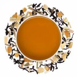 Danta Herbs Blended Orange Lemongrass Black Tea, Leaves, 1 Kg