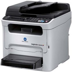 20 Ppm Konica Minolta Multifunction Printer, Memory Size: 128 Mb