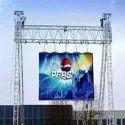 Techon P8 Advertising LED Screen Wall