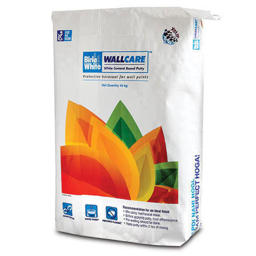 Birla White Exterior Wall Putty Packing Size 40 Kg Rs 1050 Kilogram Id 18646097948