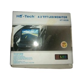 HT 502 B Car Screen Monitor, Monitor Size: 4.3 Inch