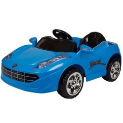 Kids 6V Battery Operated Toyhouse Sporty Car