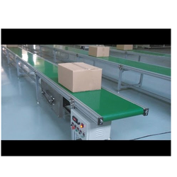 Conveyor Belt Assembly Line
