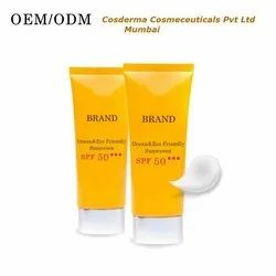 Face Cream Private Label 3rd Party Manufacturer Service