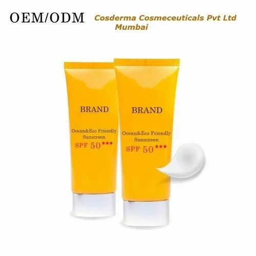 Cosmetic Beauty Face Cream Private Label 3rd Party Manufacturer