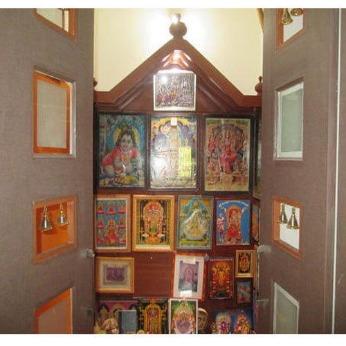 Image Result For Wall Mounted Pooja Mandir Designs Great