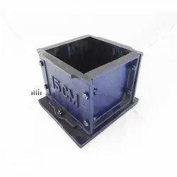 Cast Iron Cube Mould 150mm
