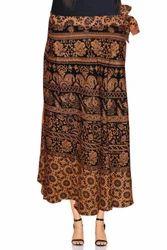 Indian Magic Wrap Skirt