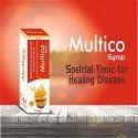 Multivitamin Multimineral Antioxidants Syrup