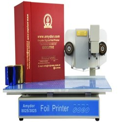 Okoboji Digital Foil Printer 250 X 350mm Automatic 3025XY