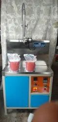 Liquid Filling Machine in Spout Pouch (Standy Pouch)
