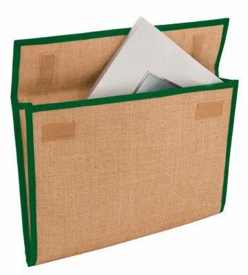 ONEGO A4 Jute Document Folder