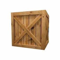 Edible & Non-Edible Termite Resistant Industrial Wooden Box, 10-20 mm