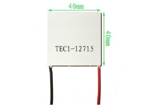 Thermoelectric Cooler Peltier Module Tec1 12715 At Rs 340 Piece