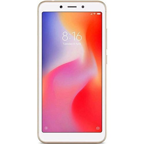 Mi Redmi 6A Rose Gold 32GB Smart Phone, Screen Size: 5.45 Inches