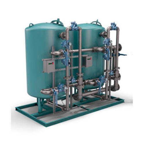 圧力ろ過ユニット、自動化グレード:全自動、水処理用、Rs 10000 /ユニット| ID:15386301148