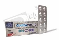 Olanzapine Tablets 10mg USP