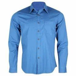 Cotton Plain Corporate Formal Shirt