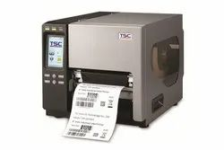 6 inch Industrial Barcode Printer, TSC TTP 268M, Max. Print Length: 200 inches, Resolution: 203 DPI (8 dots/mm)