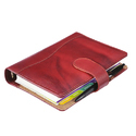 Leatherette Goat Business Organizer