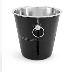 Stainless Steel Champagne Bucket, Wine Cooler