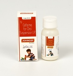 Cefixime 50 Mg/5 Ml Dry Syrup