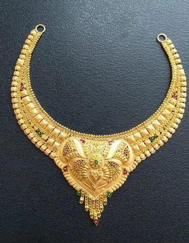 Aquagold916 Bangali Work 916 Gold