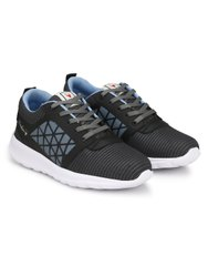 Men Hirolas Sports running Shoes - HRO1929 - Grey, Blue, Orange