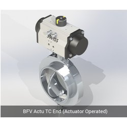 BFV Actu TC End Actuator Operated