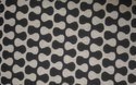 Black & White Sofa Fabric