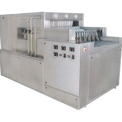 Automatic Bottle and Jar Filling Machine
