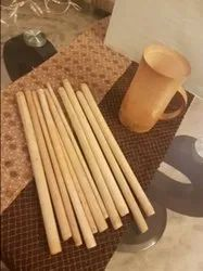 wooden bamboo straws, For drinking