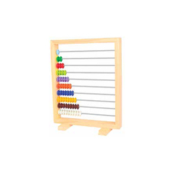 Counting Abacus (Wooden)