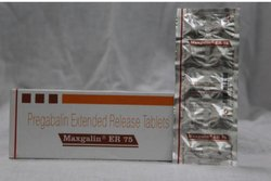 Pregabalin Extended Release Tablets