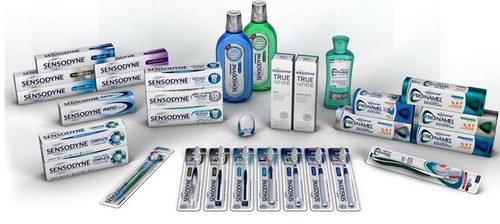 Manufacturer of Sensodyne Healthcare Products & Parodontax
