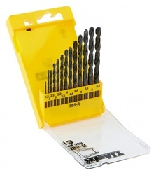 Dewalt HSS-R Drill Bit Set Of 13pcs  1.5-6.5mm DT5912-QZ