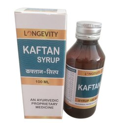 Kaftan Syrup, Grade Standard: Medicine Grade, Packaging Size: 100 Ml