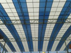 Polycarbonate Roofing Sheets, Thickness 1.5mm