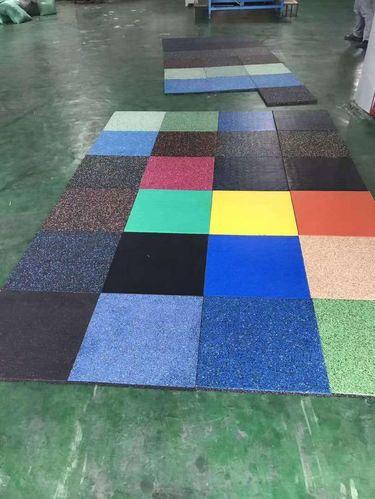 Rubber Flooring Tile at Rs 55/sqft | Kharghar | Navi Mumbai| ID: 13424804930